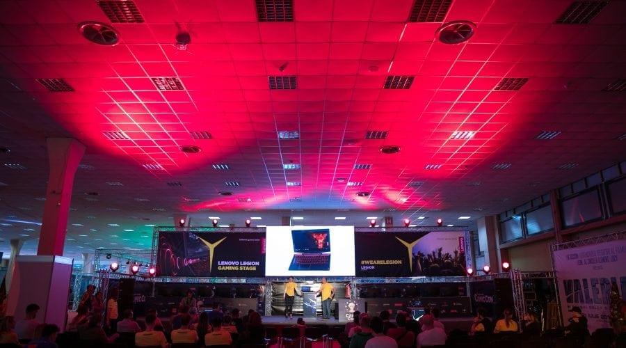 Lenovo introduce pe piața noastră brandul de gaming Legion