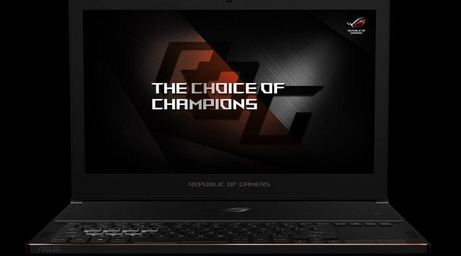ASUS a prezentat laptopul ROG Zephyrus