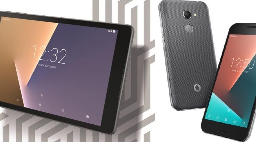Vodafone a pus în vânzare smartphone-ul Smart N8 și tableta Smart Tab N8