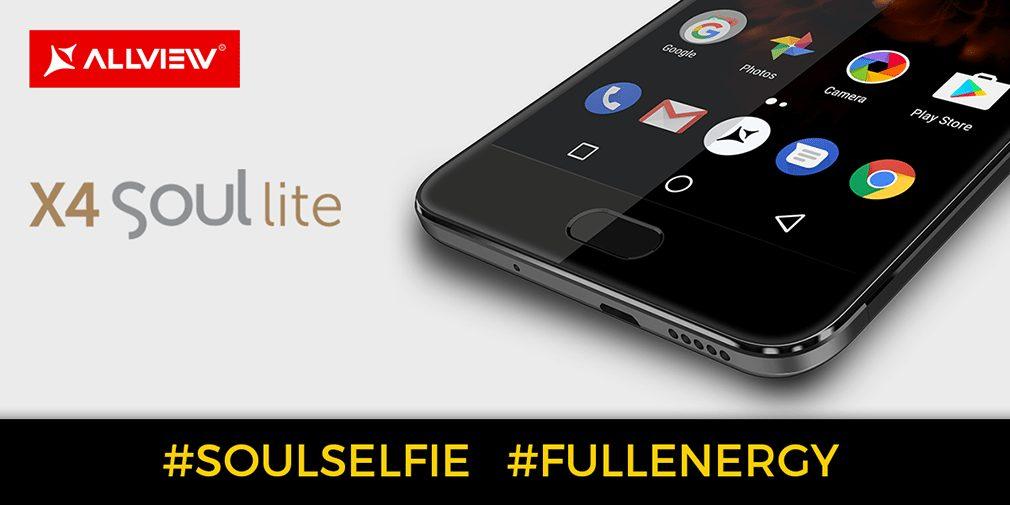 X4 Soul Lite, cu dual camera și FastPass