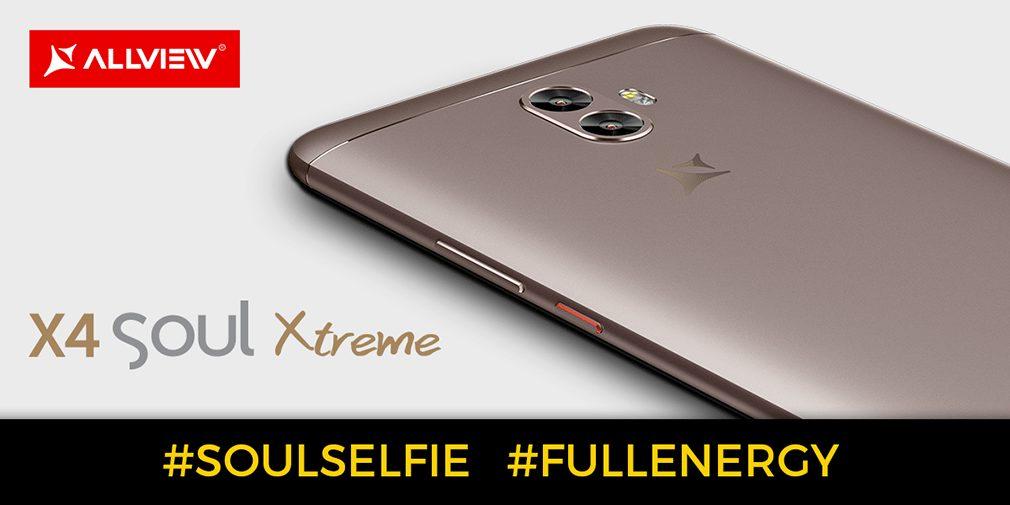 X4 Xtreme, noul flagship Allview