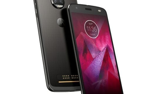 Motorola a prezentat smartphone-ul Moto Z2 Force