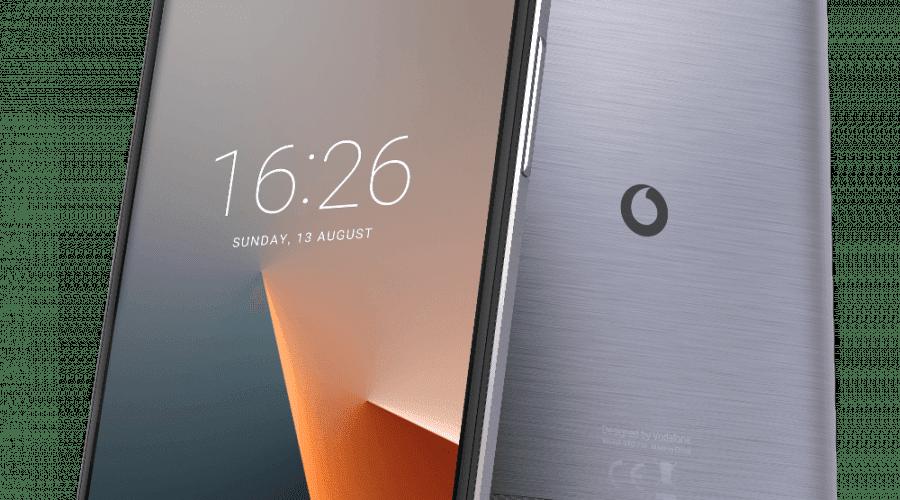 Vodafone introduce în ofertă smartphone-ul Smart V8