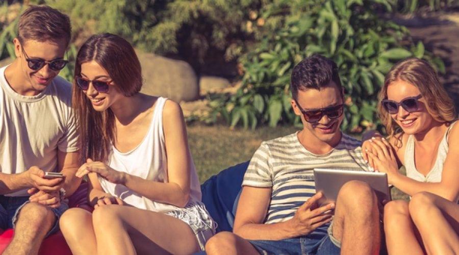 Consumul de internet pe mobil crește cu peste 50%