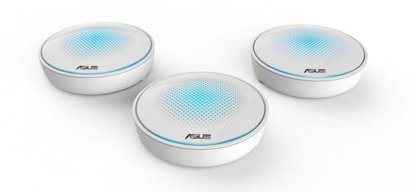 ASUS Lyra, un sistem Wi-Fi tri-band pentru întreaga casă