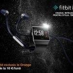 Orange aduce în exclusivitate în România Fitbit Ionic