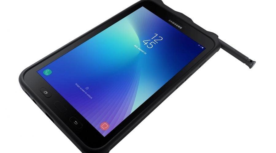 Samsung prezintă tableta Galaxy Tab Active2
