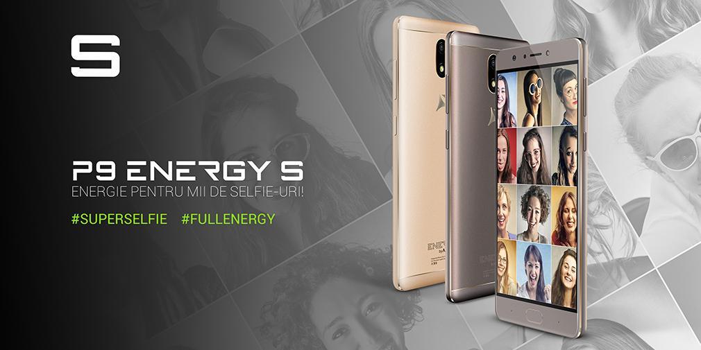 Allview lansează modelul P9 Energy S