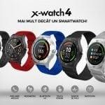 Evolio prezintă X-watch 4