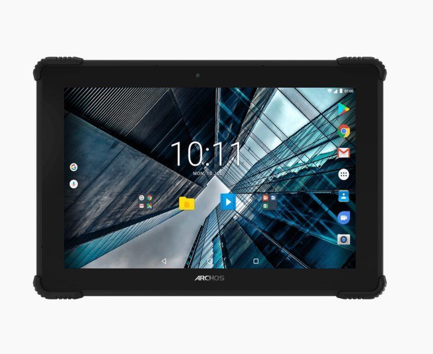 Archos introduce Sense 101X, o tabletă 4G, certificată IP54