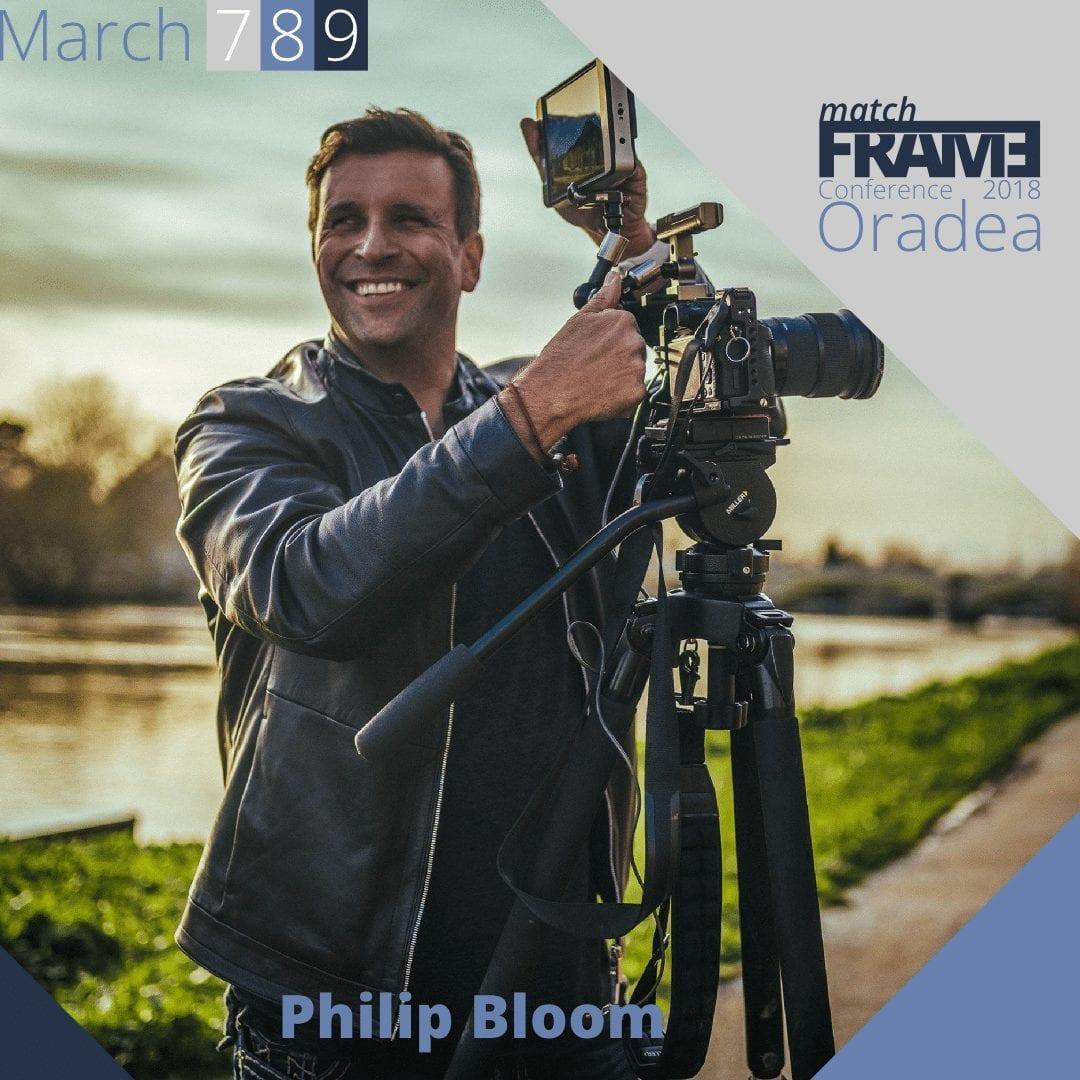 Match Frame, eveniment dedicat videografilor și fotografilor, se desfășoară în perioada 7-9 martie în Oradea