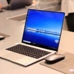 MWC 2018: Huawei lansează MateBook X Pro, un notebook cu camera integrată în tastatură