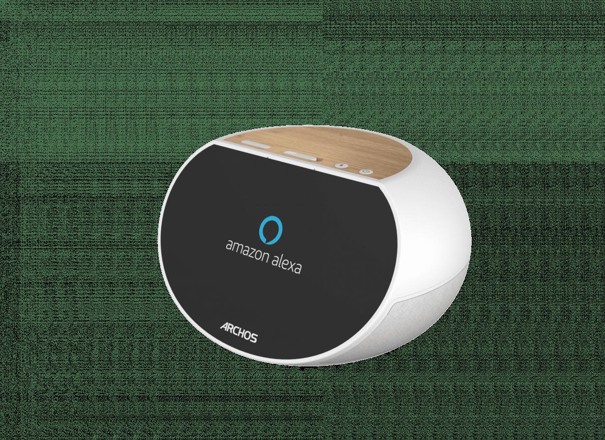 ARCHOS anunță dispozitivele Mate, cu AI și compatibile cu Alexa, serviciul de voce Amazon
