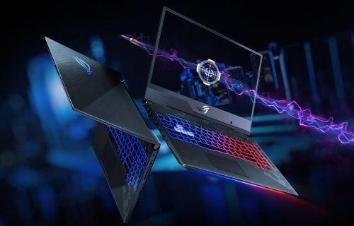 ASUS introduce laptopurile ROG Strix SCAR II și Hero II
