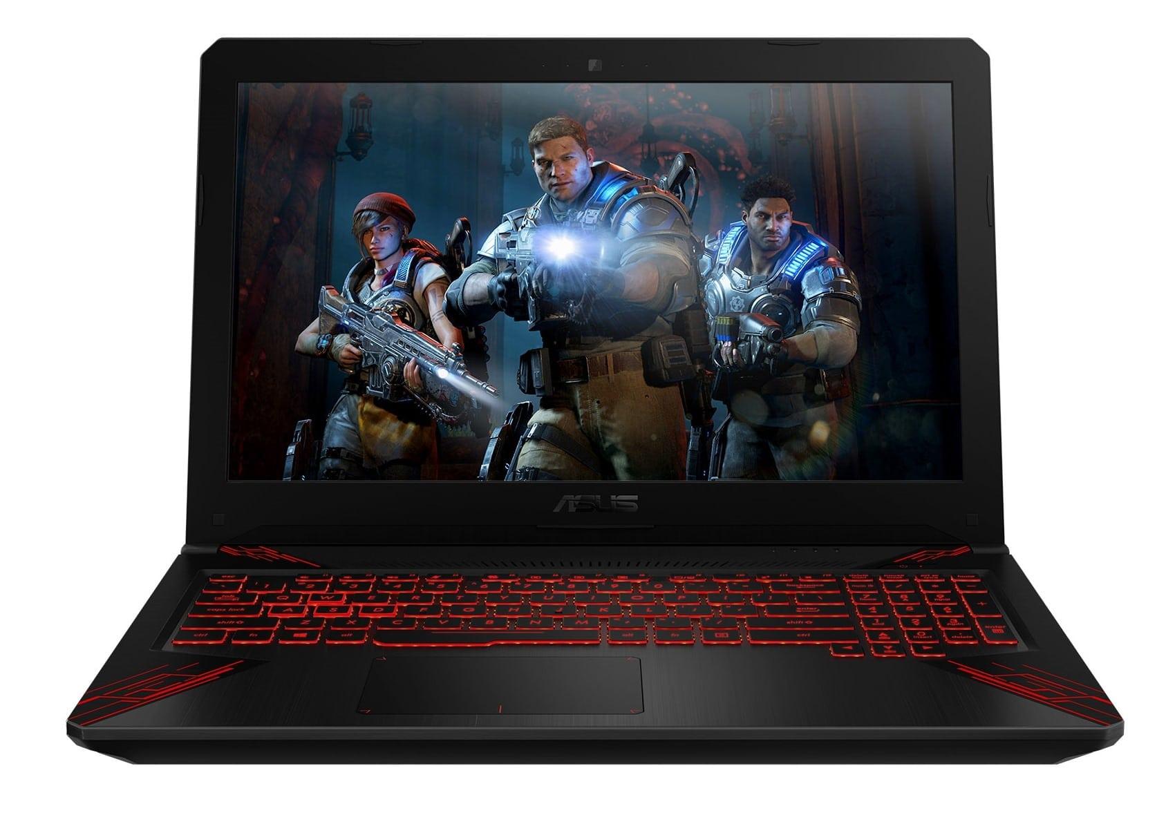 Laptopul ASUS TUF Gaming FX504 disponibil și la noi