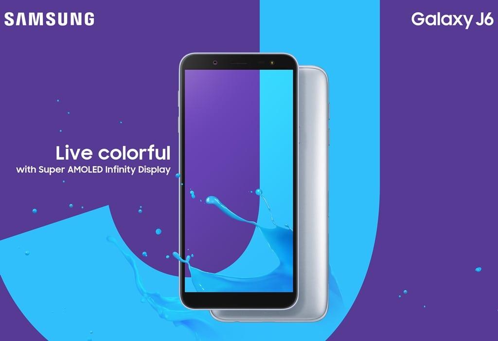Samsung a prezentat noul Galaxy J6