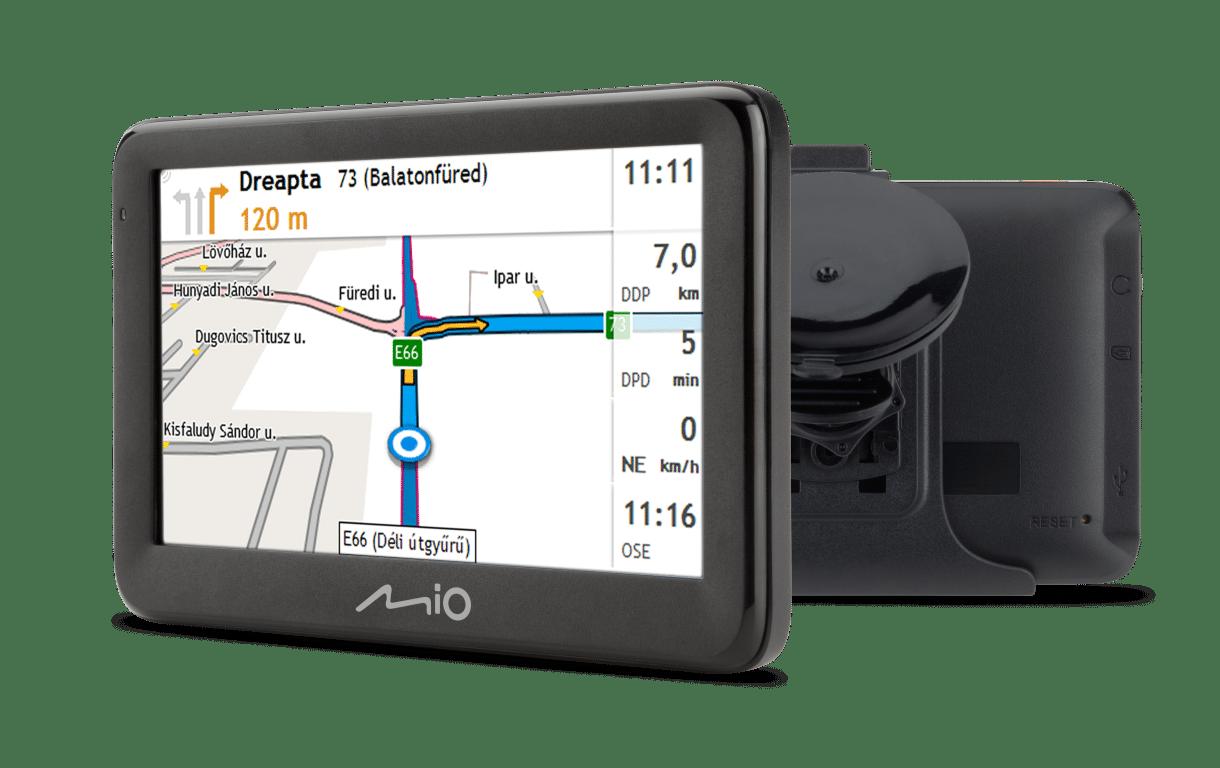 Mio a lansat sistemul de navigație Pilot 15 Full Europa LM