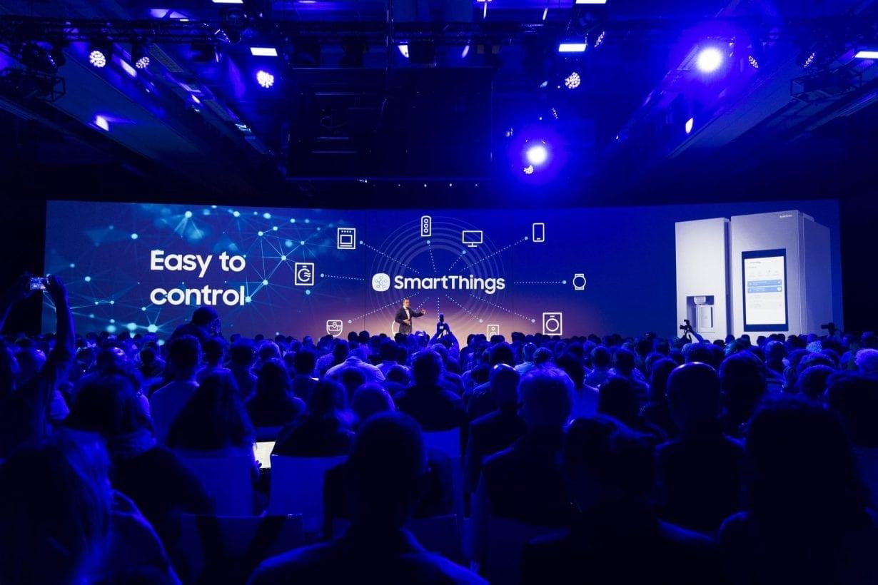 IFA 2018: Bixby va fi motorul electrocasnicelor Samsung. Toate vor funcționa cu inteligența artificială