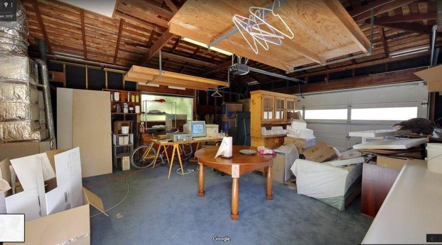 Google celebrează 20 de ani: vezi video cum arăta garajul în care a funcționat primul birou Google