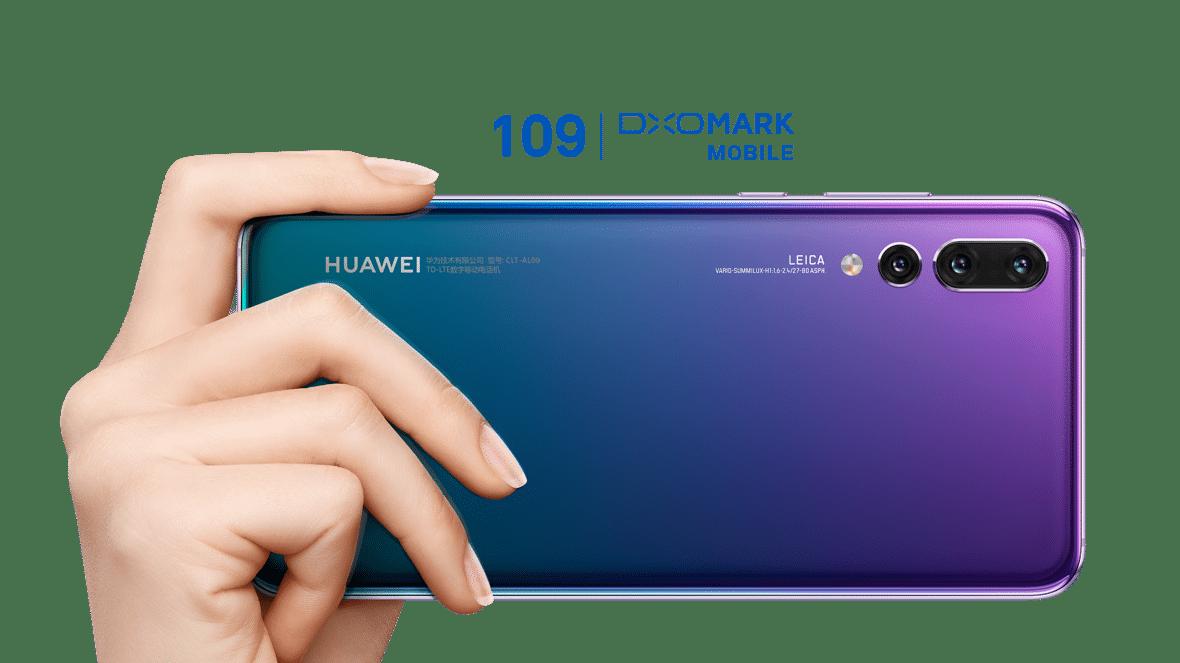 Huawei a atins pragul de 10 milioane de terminale P20 și P20 Pro vândute la nivel global