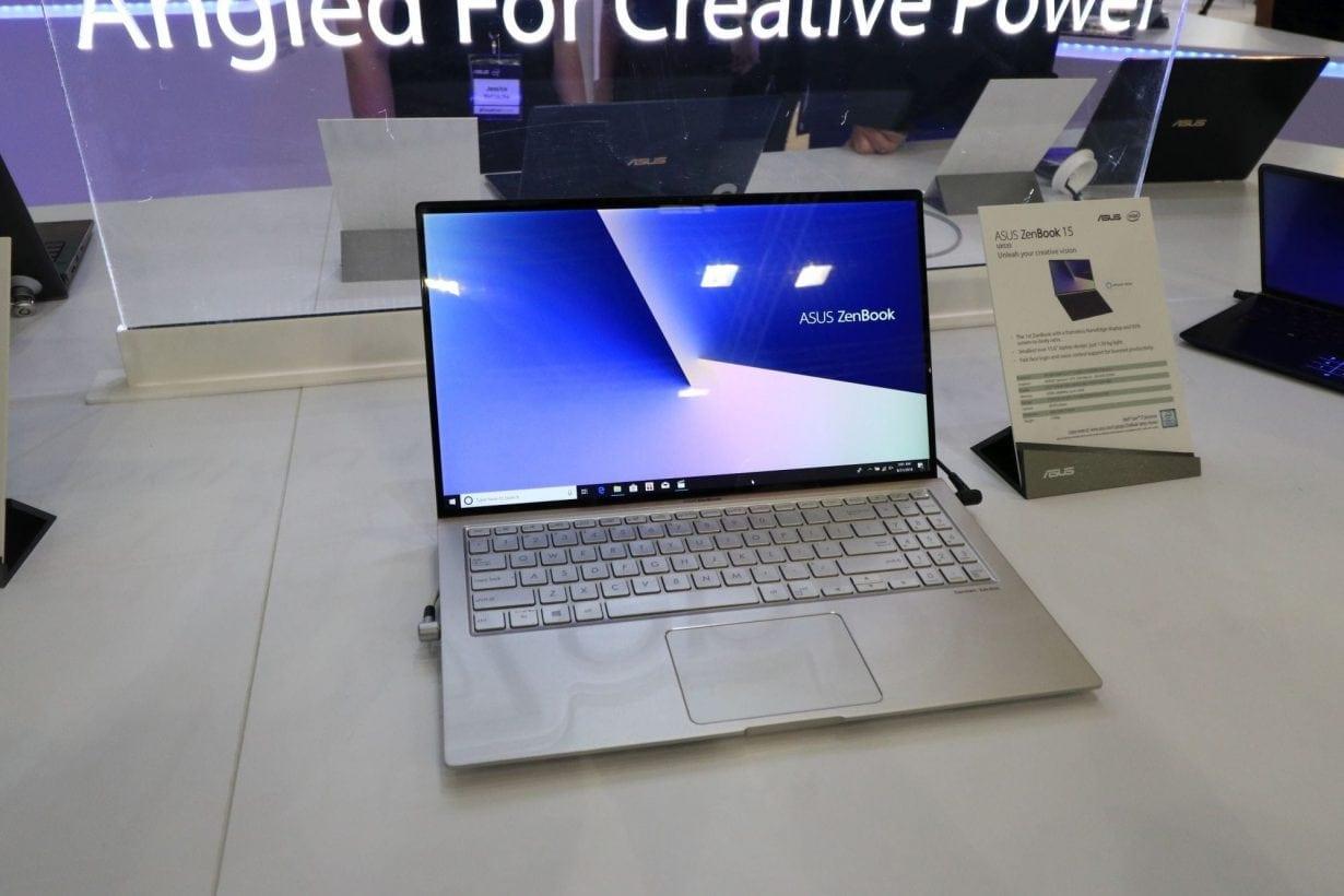 IFA2018: Asus a anunțat serii noi Zenbook și Flip. Toate aduc ecrane cu ramă subțire