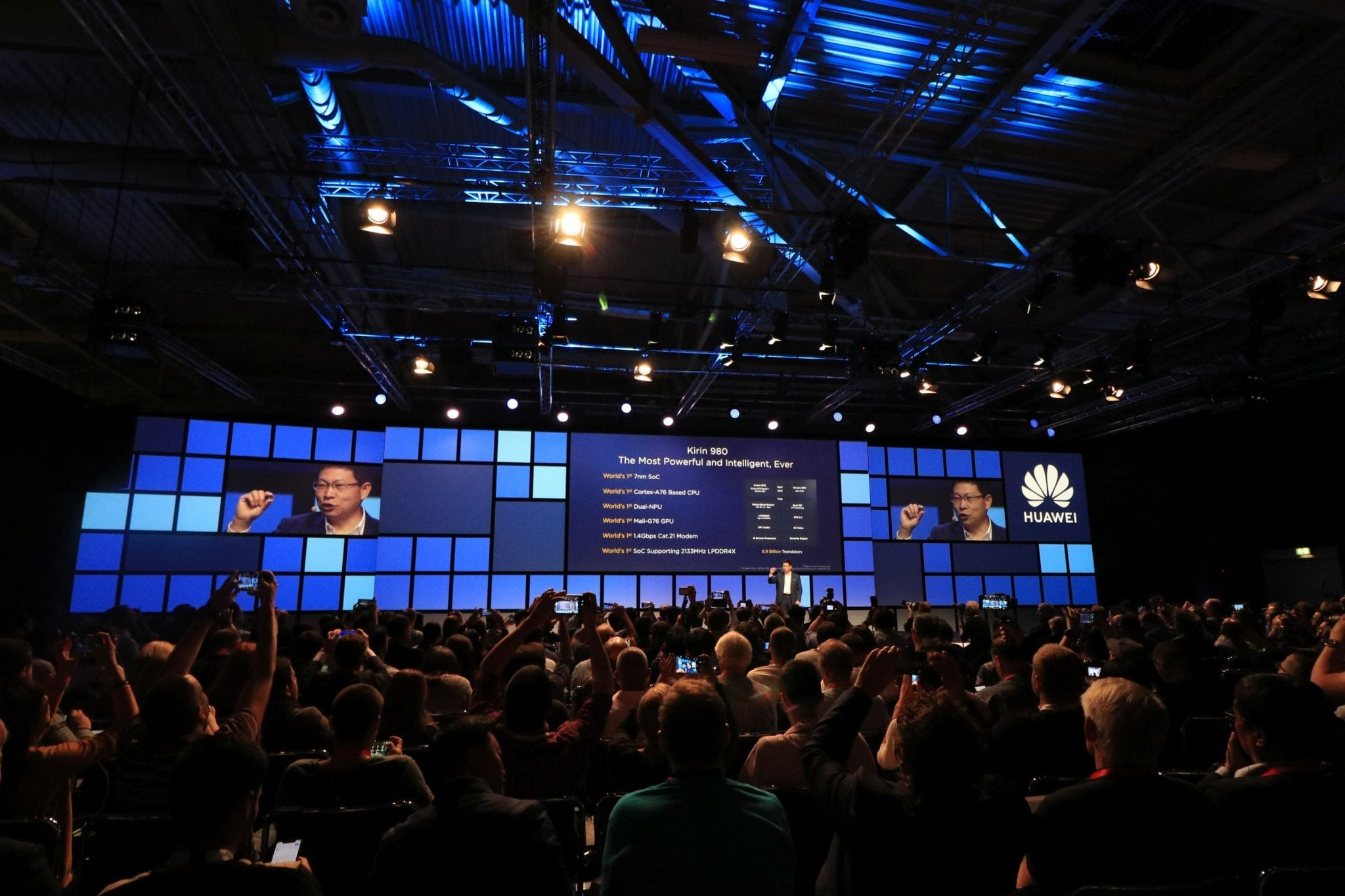 IFA2018: Huawei anunță Kirin 980, cel mai puternic procesor de pe smartphone-uri