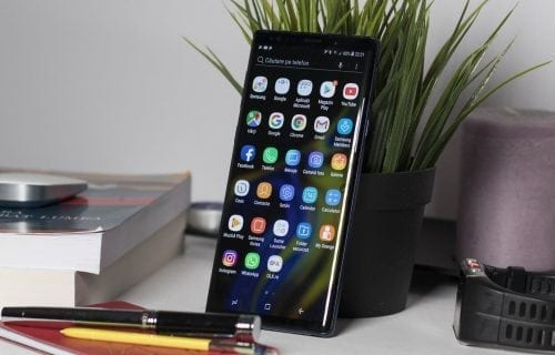 Samsung Galaxy Note9 review: Cel mai bun smartphone cu Android