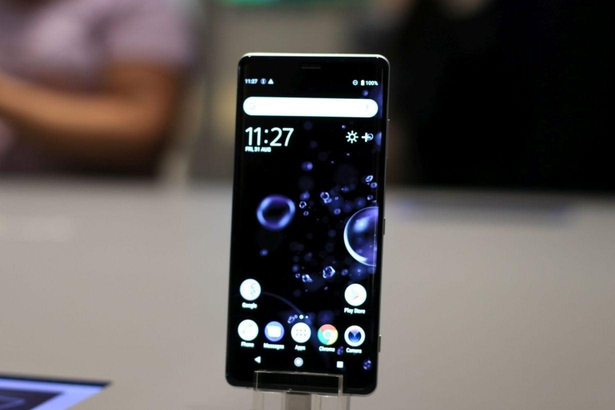 IFA 2018: Sony Xperia XZ3 aduce inteligența artificială