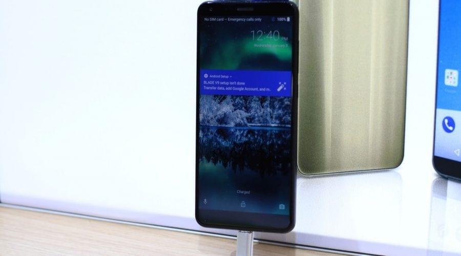 IFA2018: ZTE lansează Axon 9 Pro, un model cu Snapdragon 845
