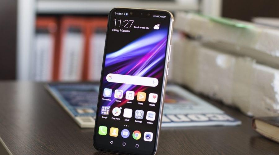Huawei Mate 20 lite review: 4 camere cu inteligență artificială