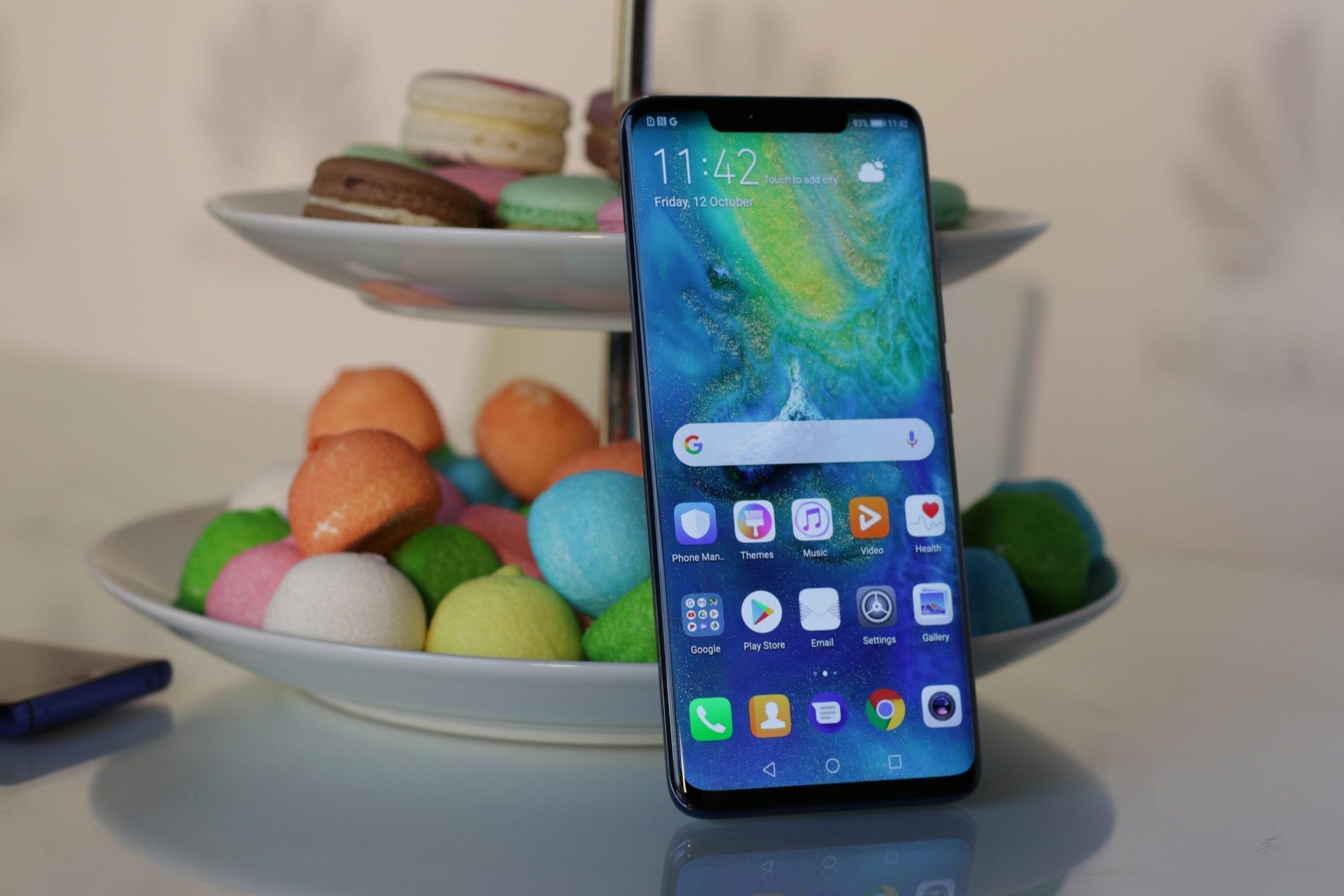 Huawei a eliminat seria Mate 20 din lista de actualizări de securitate