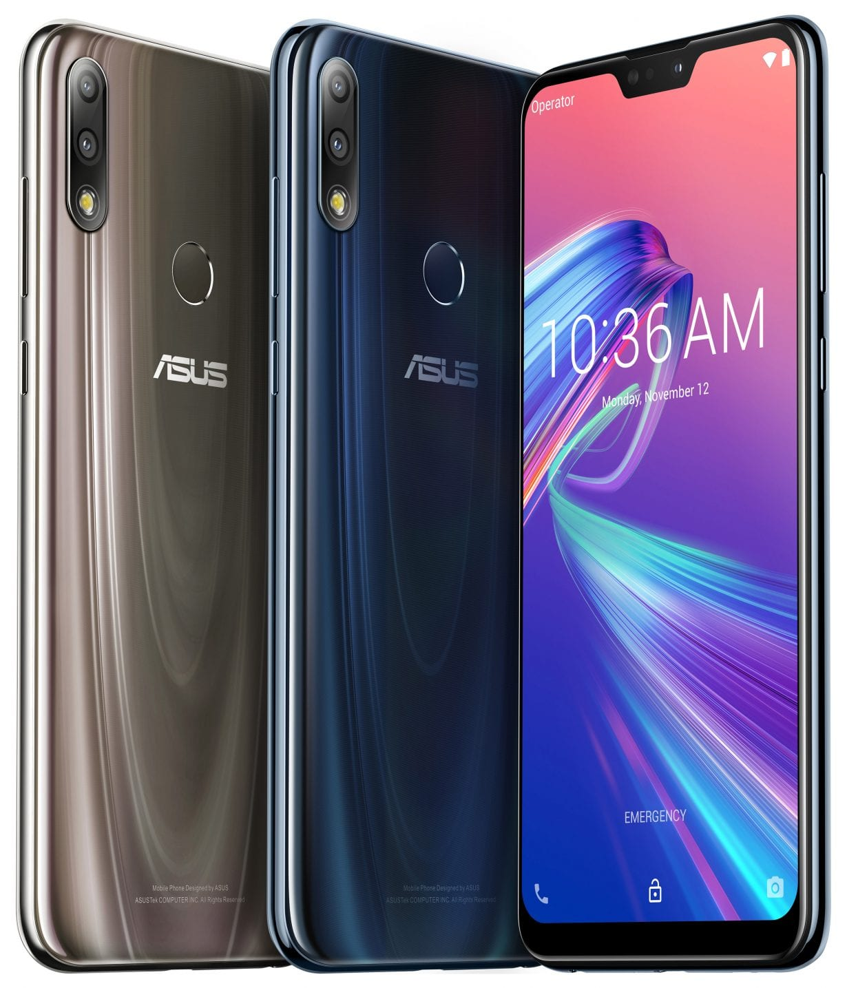 ASUS lansează în România noul ZenFone Max Pro (M2)