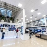 Service Samsung Plaza: Reparație și înlocuire display într-o oră, testare hardware și software. Ce alte lucruri ne-au plăcut la service-ul autorizat Samsung