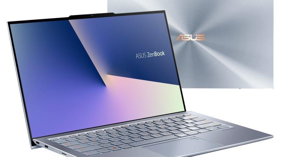 ASUS anunță ZenBook S13 (UX392)
