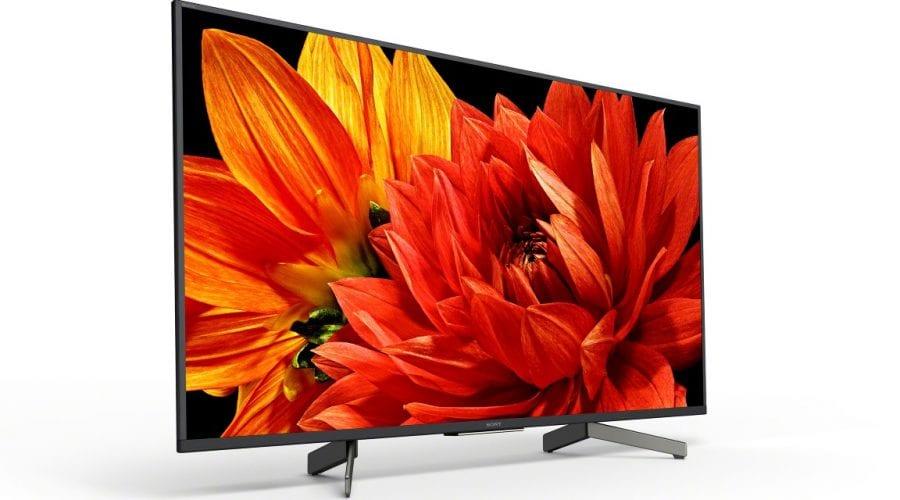 Sony își extinde seria de televizoare cu patru noi modele 4K HDR