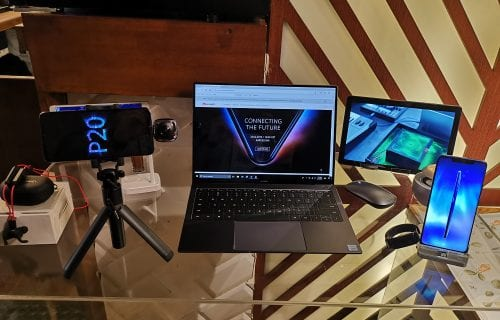 Huawei pregătește lansarea laptopurilor Matebook în România