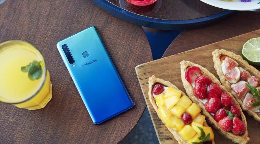 O vedetă adevărată: test de laborator cu Samsung Galaxy A9