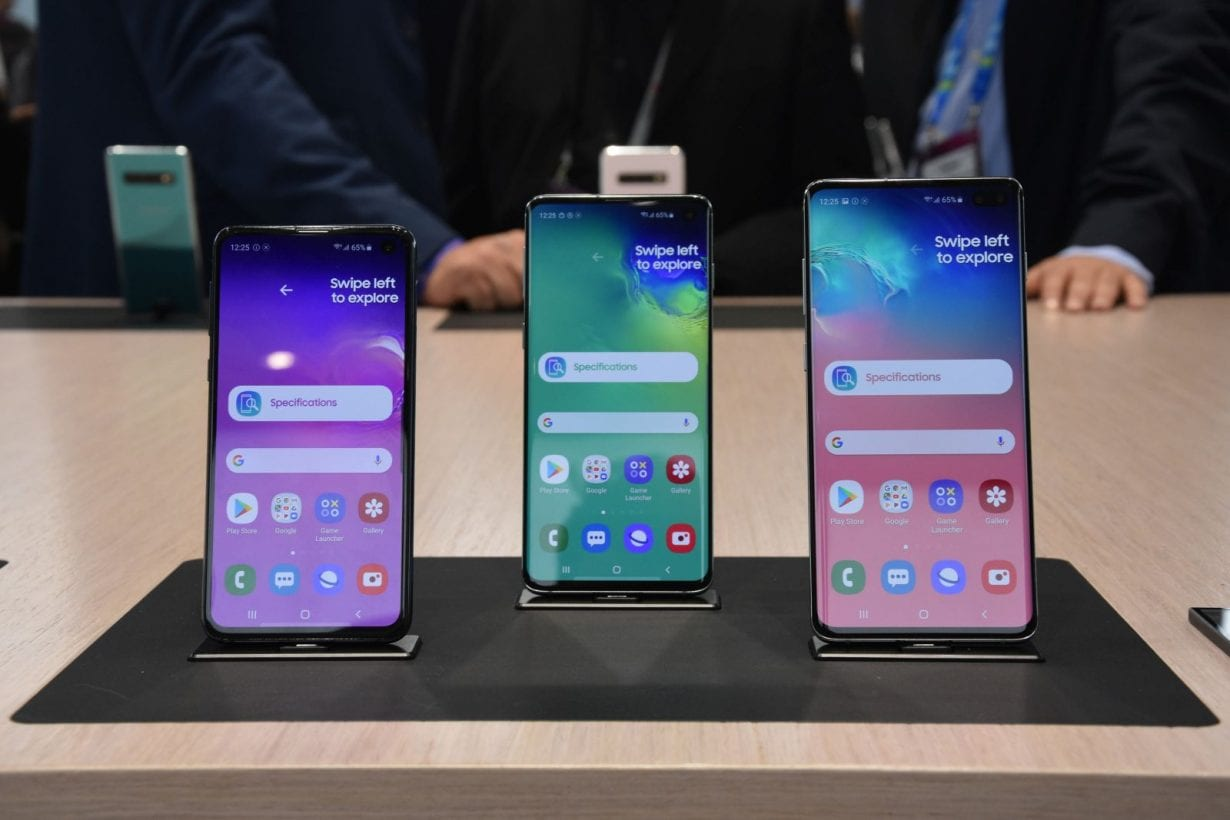 Samsung Galaxy S10 și S10 Plus hands on