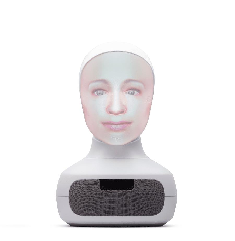 Robotul Furhat va fi prezent la Bucharest Tech Week