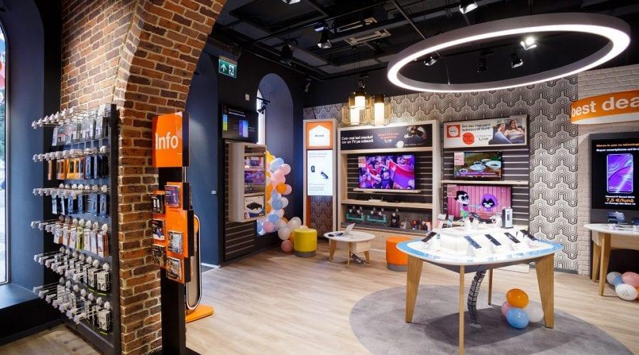 Shopurile stradale Orange au de azi program redus, pentru prevenirea răspândirii COVID-19