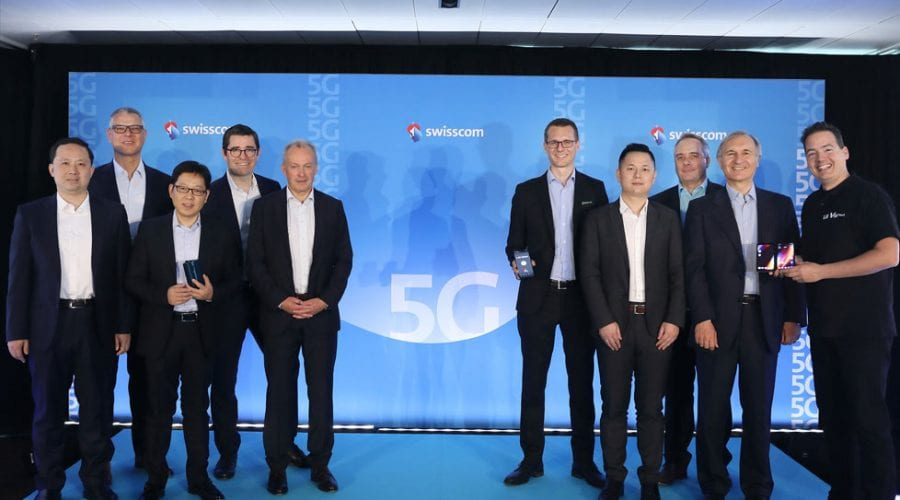 OPPO și Swisscom au semnat un parteneriat 5G