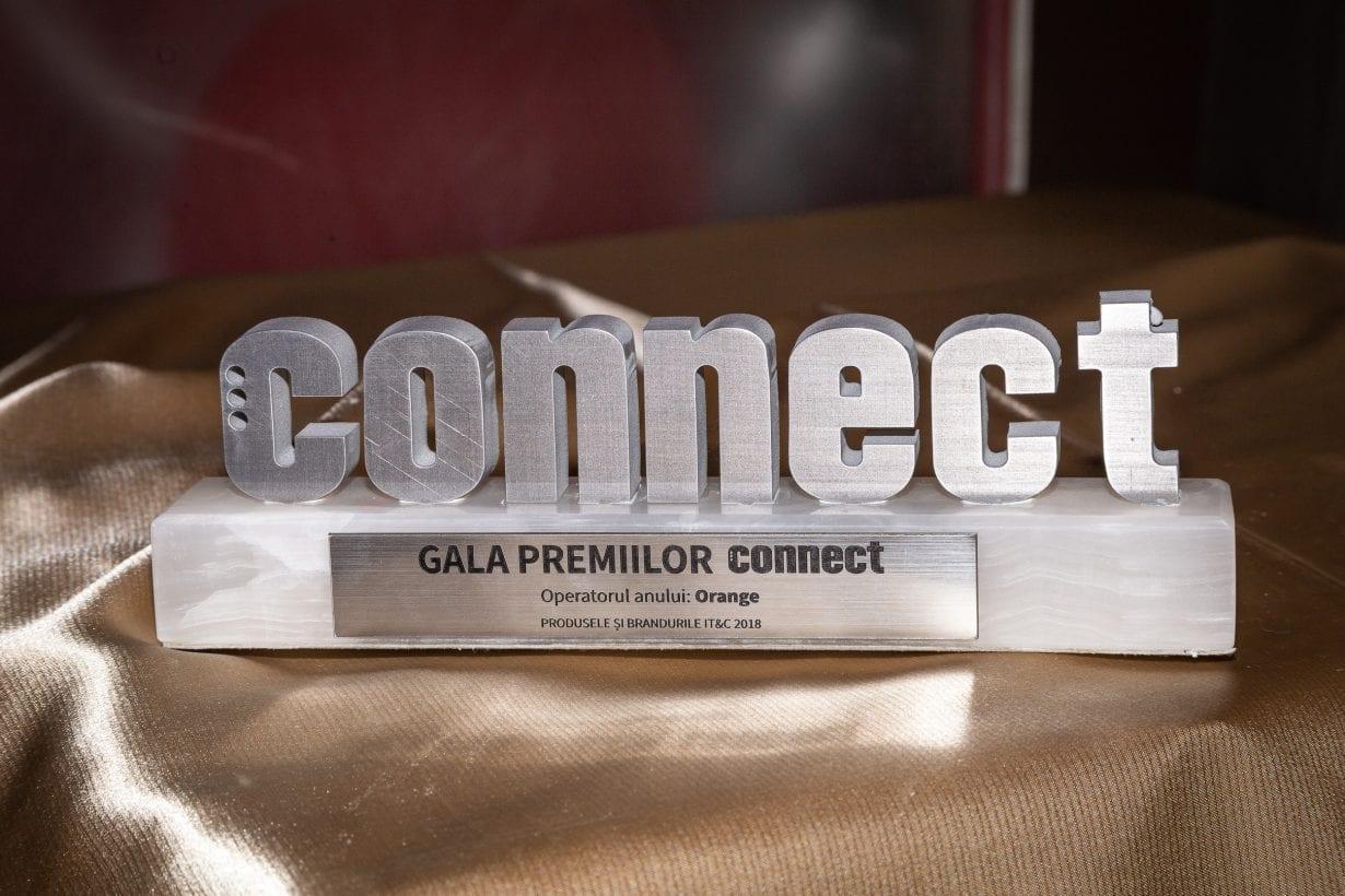 """Revista connect a oferit trofeele """"Produsele anului"""""""
