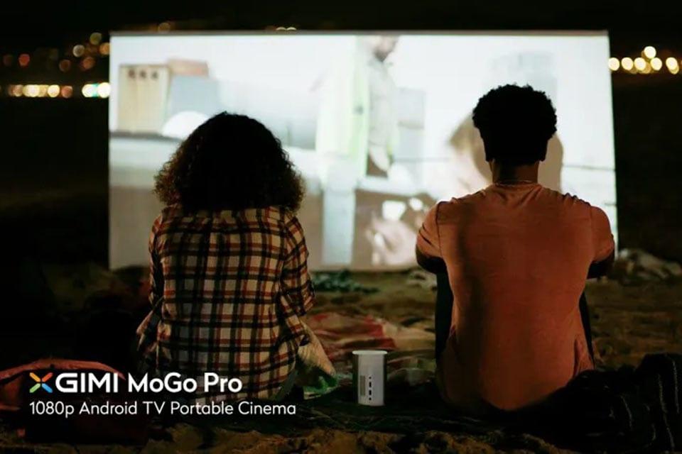 XGIMI MoGo Pro este gata de lansare
