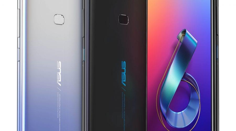 ASUS a prezentat ZenFone 6, vine cu ecran NanoEdge și Flip Camera