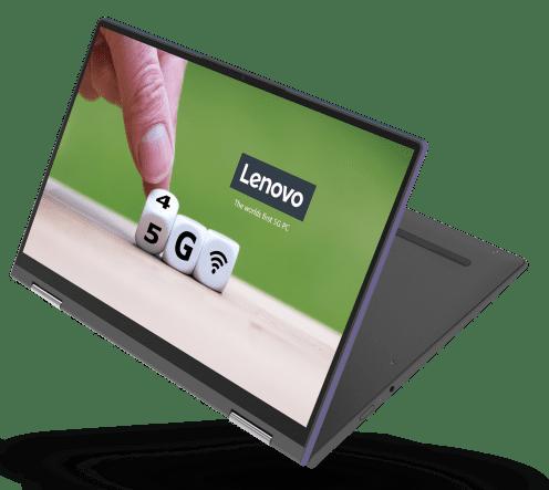 Lenovo și Qualcomm anunță primul PC 5G din lume