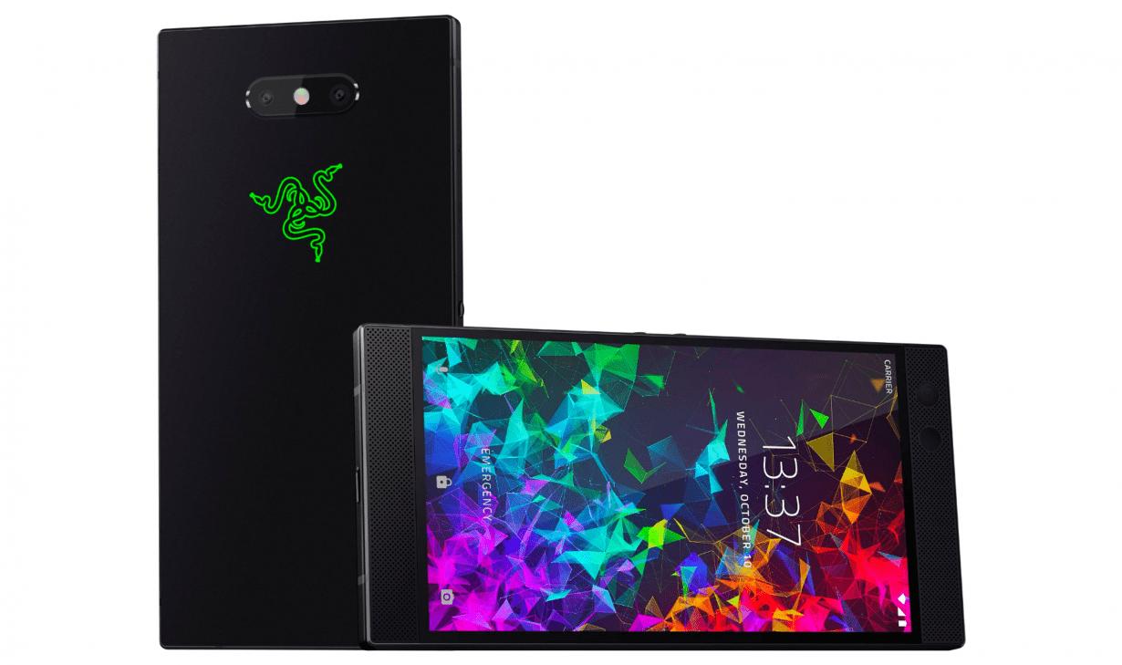 Razer Phone 2 disponibil în oferta Orange