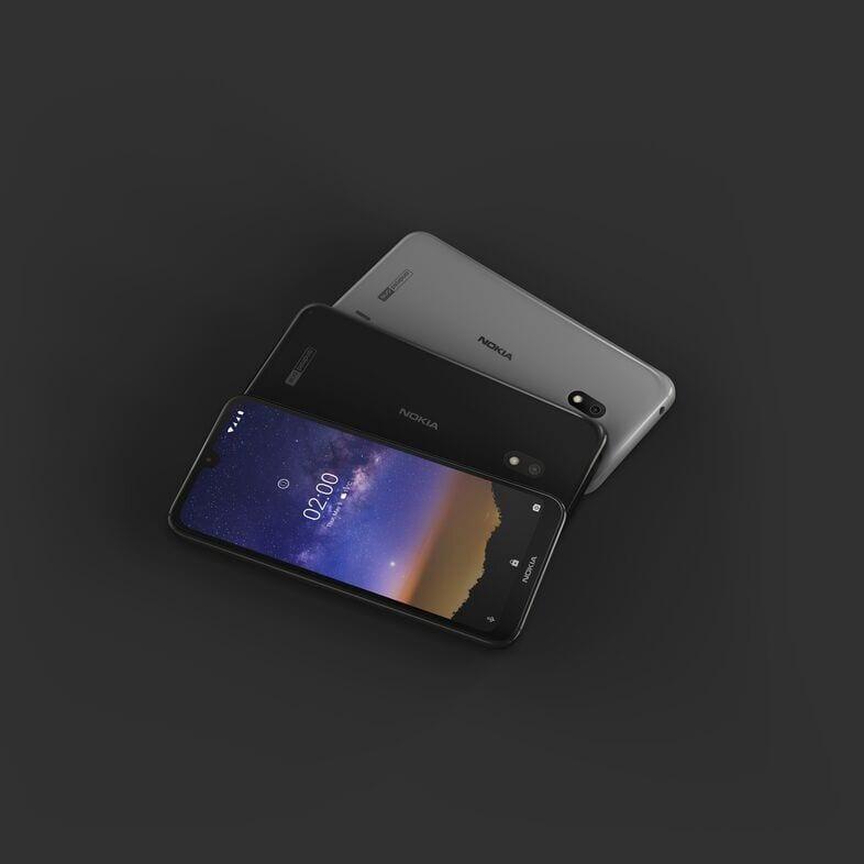 Nokia 2.2 vine cu AI și Android 9 Pie, la un preț accesibil