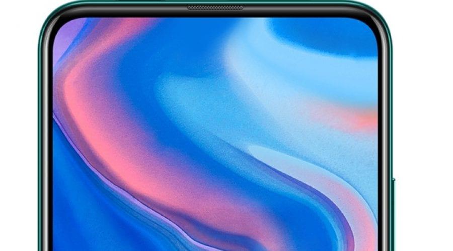 Huawei lansează comercial modelul P Smart Z, cu camera frontală retractabilă, vine la un preț accesibil