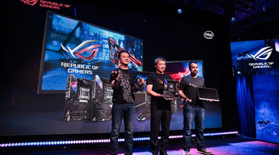 ASUS ROG a prezentat noi produse inovative de gaming