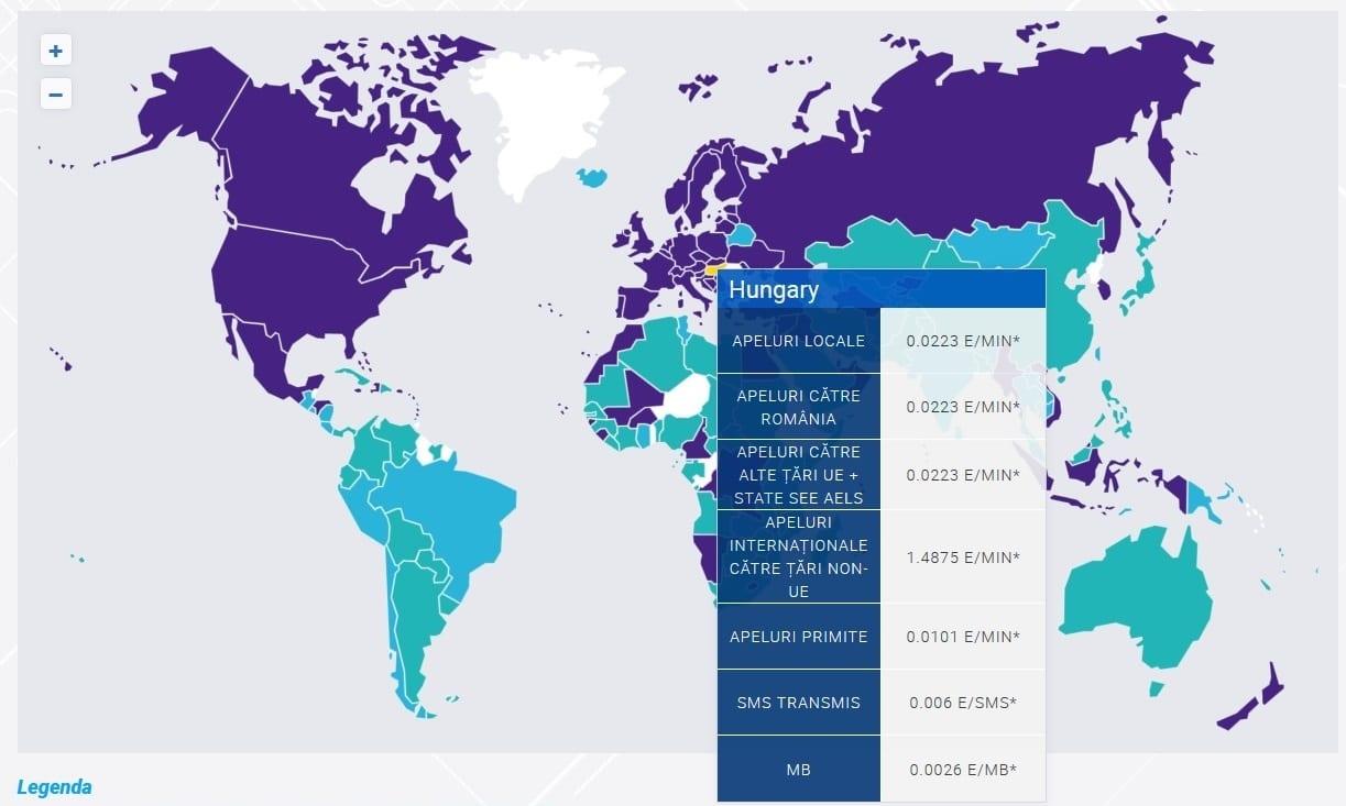 Până pe 30 august, abonații Digi Mobil pot folosi gratuit traficul național de date în Ungaria, dacă selectează rețeaua Digi Mobil Ungaria